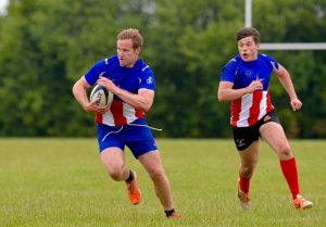 Alf Charity rugby