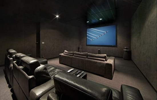 Man Cave Cinema Room : 7 great man cave ideas for conservatories