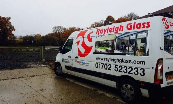 Rayleigh glass installing aluminium Double glazing Surrey