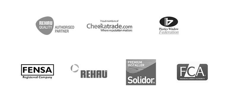 Southend Double Glazing logos